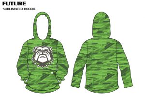 Future Sublimated Basketball Hoodie