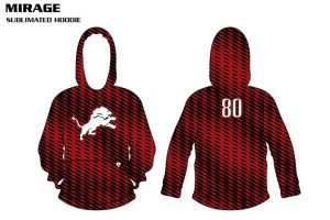 Mirage Sublimated Basketball Hoodie