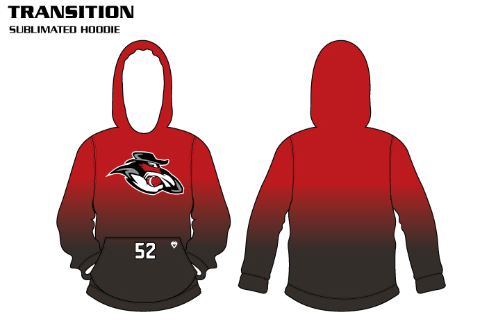 Transition Sublimated Basketball Hoodie